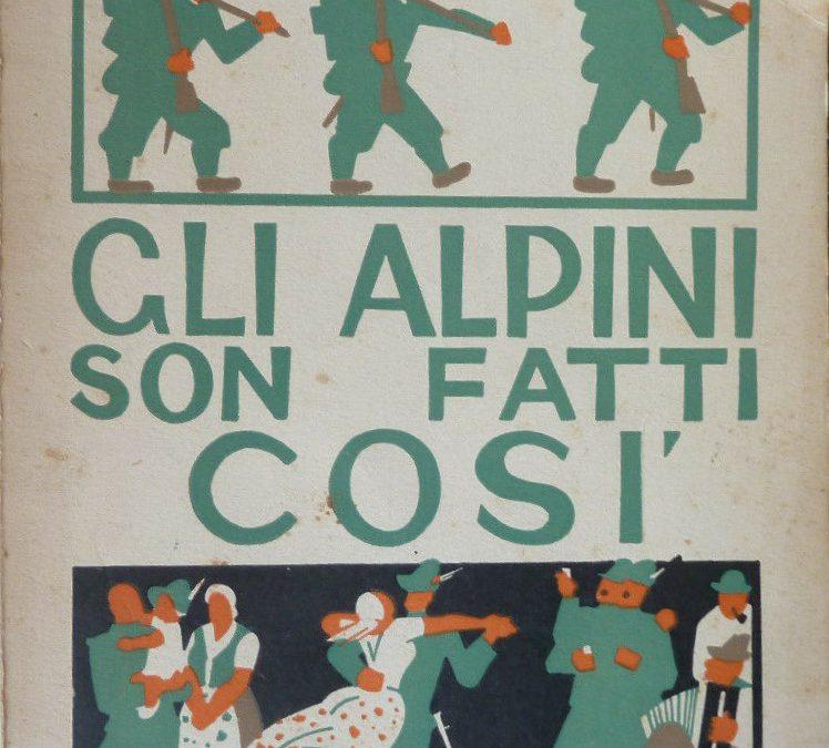 Una gemma rara per il collezionista di libri sugli Alpini: Ubaldo Riva