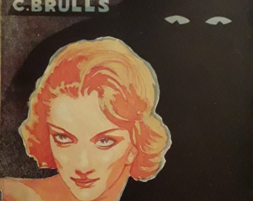 Due rari Simenon e un introvabile Brulls, tra i tantissimi dello scrittore belga!