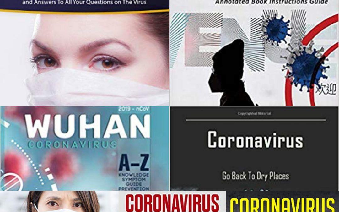 Amazon rimuove centinaia di libri sul Coronavirus propinatori di fake news