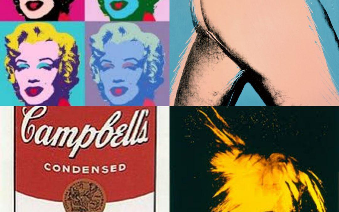 Tutte le opere di Andy Warhol nell'edizione definitiva della Phaidon – asta bollente!