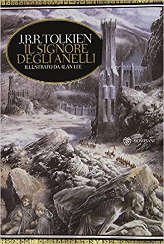 """""""Il Signore degli Anelli"""" di Tolkien illustrato da Alan Lee (con le 20 righe…)"""
