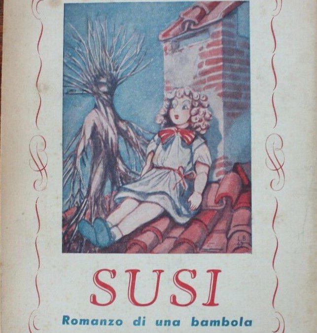 """""""Susi romanzo di una bambola"""" di Luigi Bonelli: ma è un Horror?"""