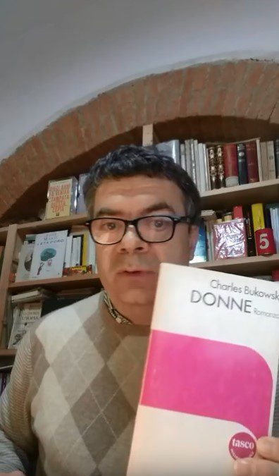 La posta del cacciatore di libri: video n. 2 su Youtube
