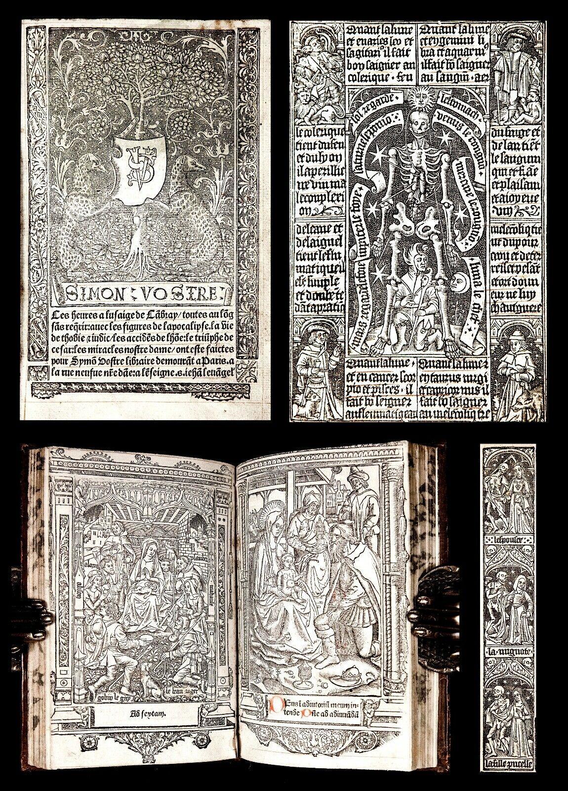 """Una eccezionale copia del """"Libro delle ore"""" in uso a Cambrai del 1520 in asta su eBay"""