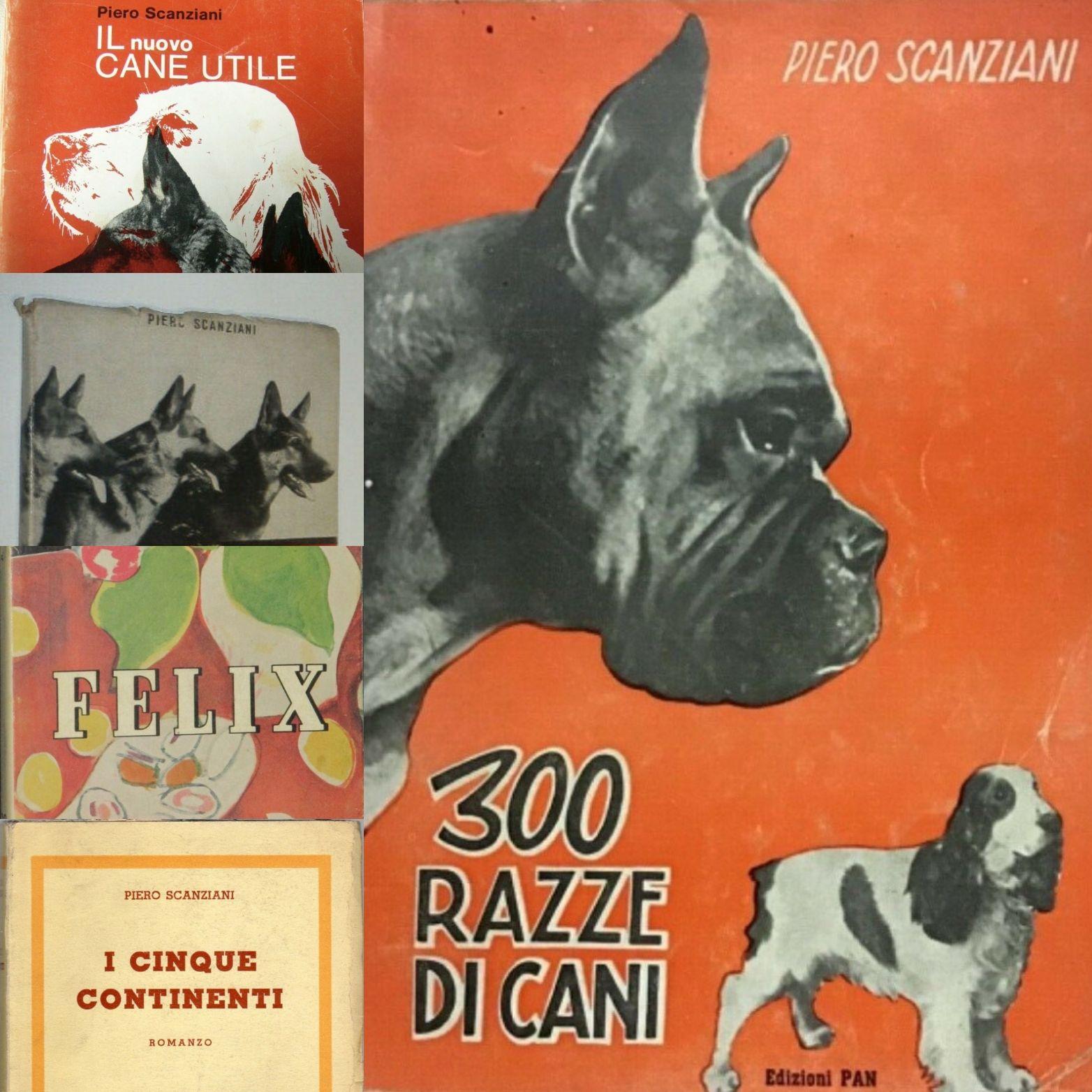 """""""Il nuovo cane utile"""" un altro libro cult di cinofilia, stavolta di Piero Scanziani!"""