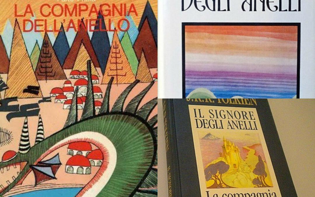 Alcune edizioni dei libri di Tolkien attualmente molto osservate su eBay