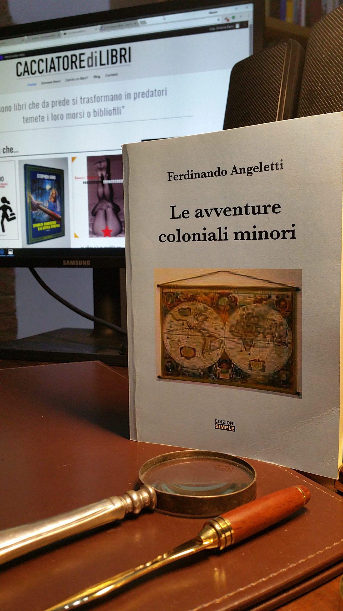 Un libro raro che non ti aspetti! Le avventure coloniali minori