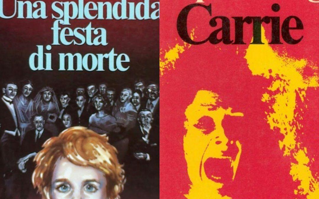 …su eBay ci sono un paio di prime edizioni Sonzogno di Stephen King a buon prezzo!