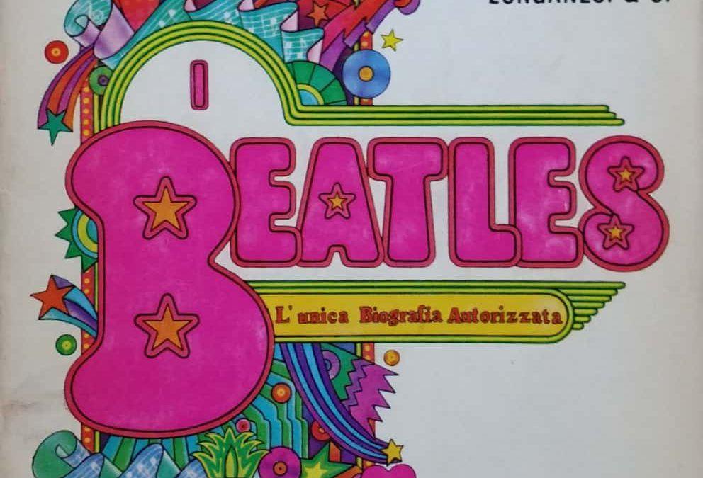 …su Maremagnum per 14 € c'è in vendita il primo libro sui Beatles uscito in Italia