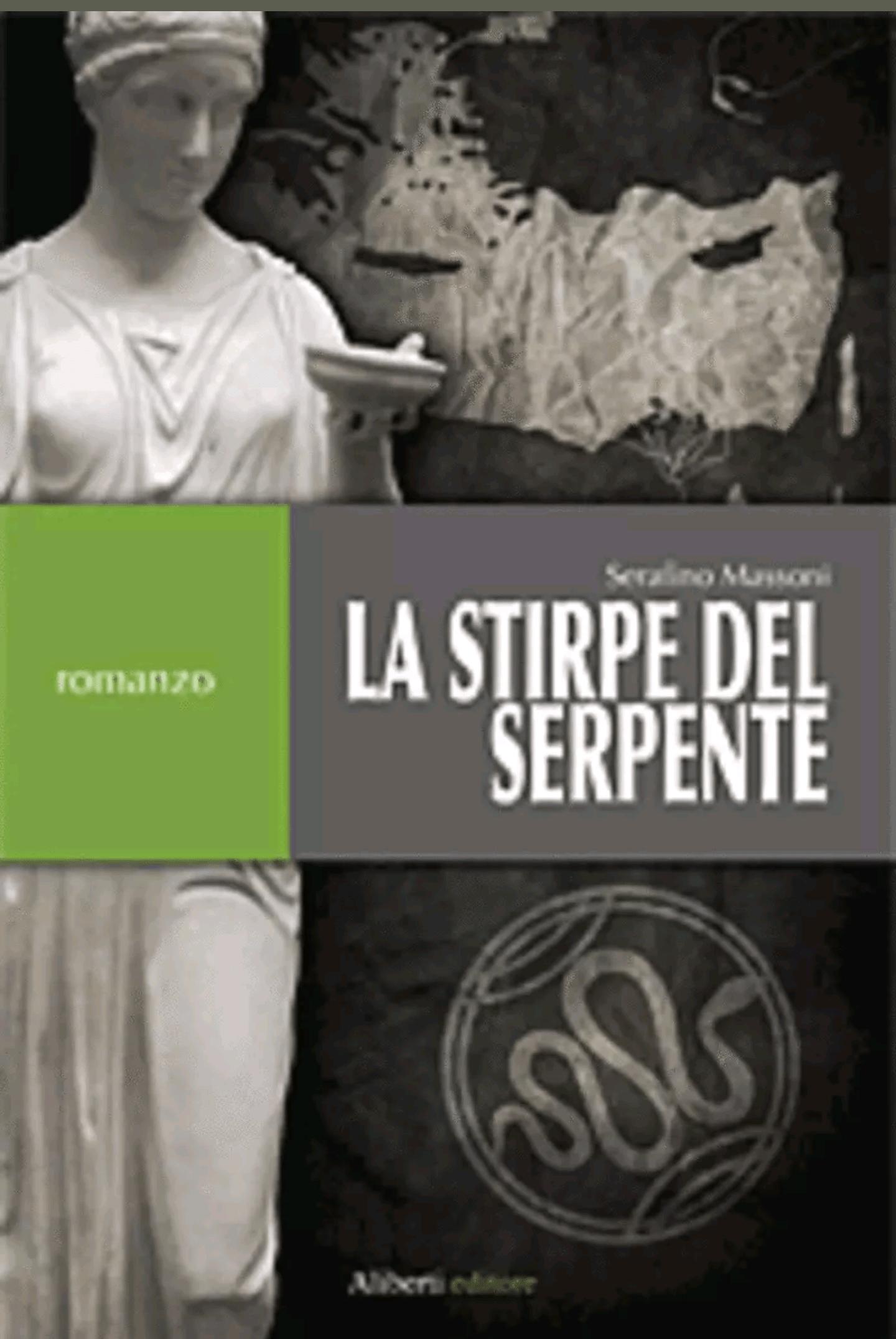 …una copia del controverso (e introvabile) romanzo di Serafino Massoni è apparsa su eBay