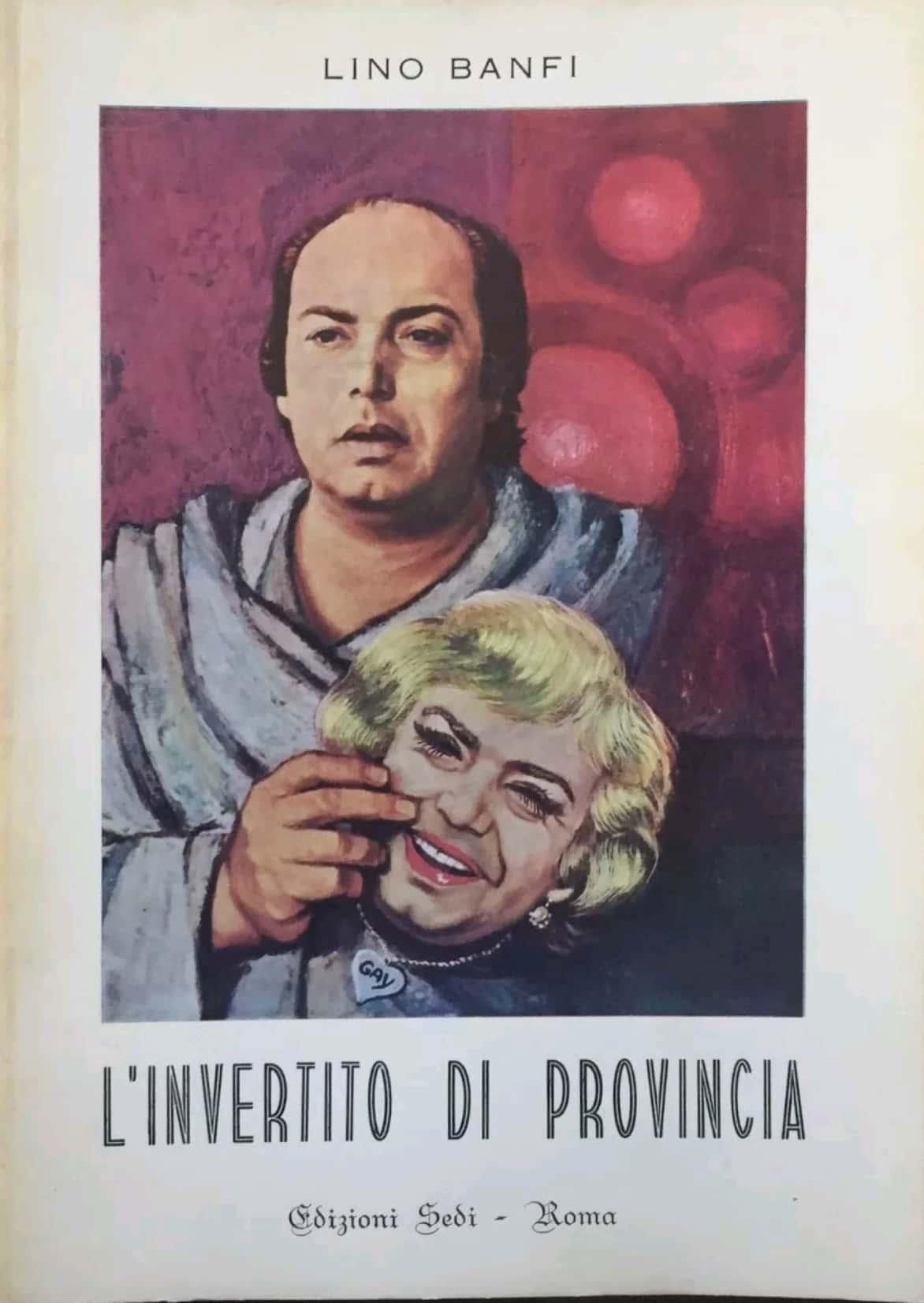 …un raro libro di Lino Banfi è in asta su eBay a 29,90 €