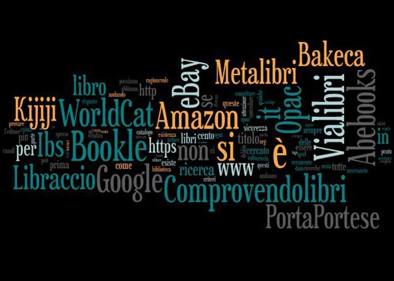 Come si cerca un libro