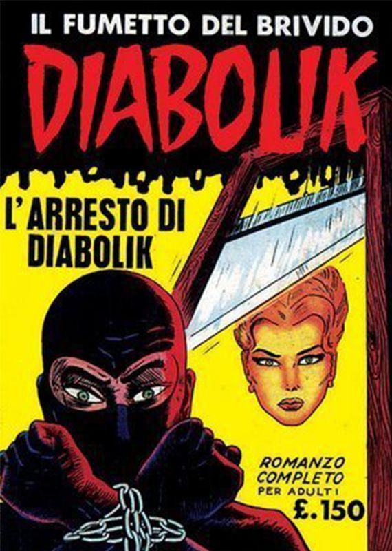 L'arresto di Diabolik