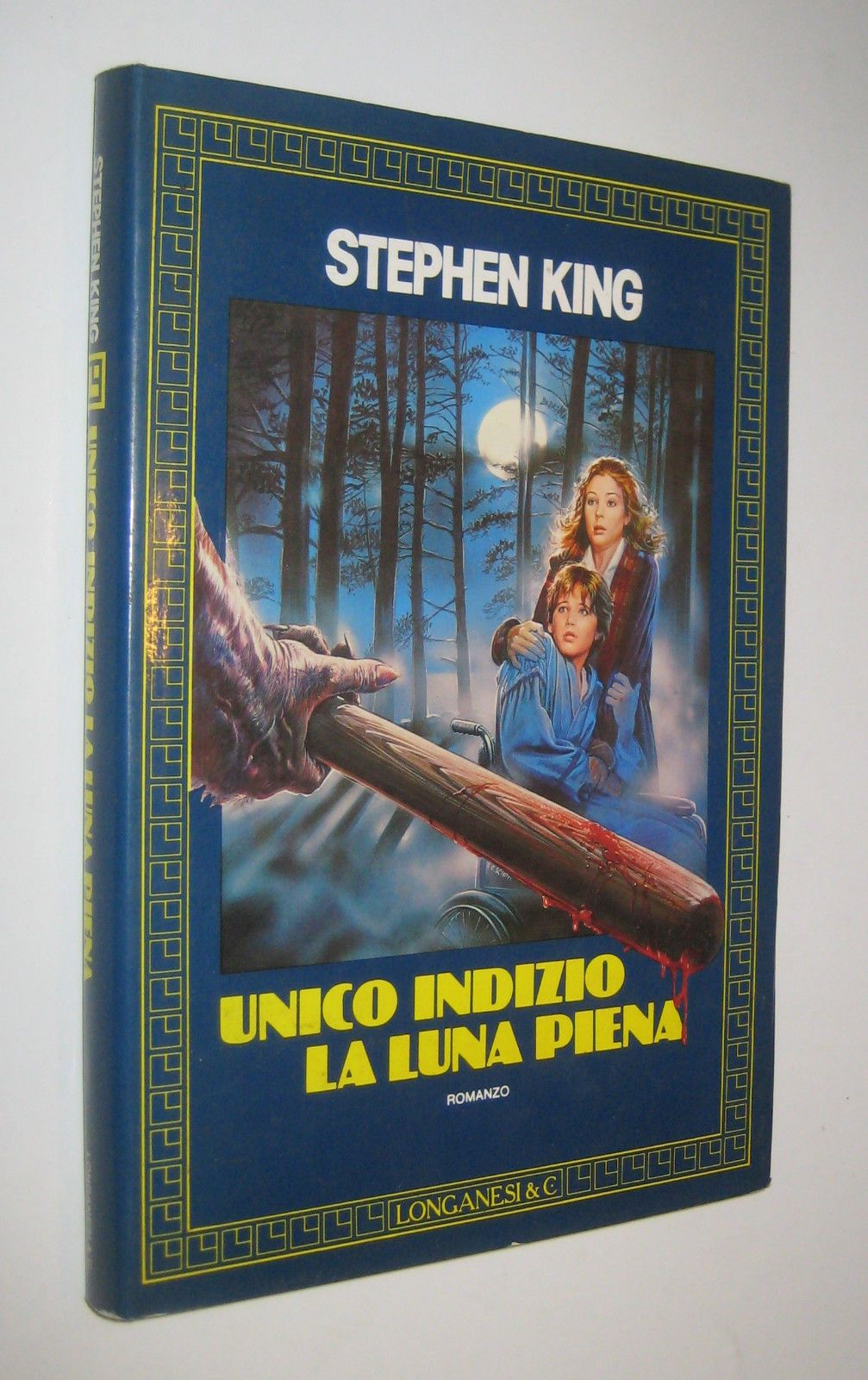 """…su eBay non si placa la sete per """"Unico indizio la luna piena"""" di Stephen King"""