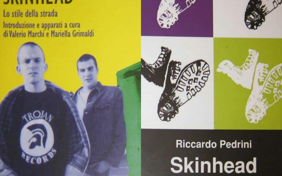 """Il libro cult """"Skinhead"""" di Riccardo Pedrini"""