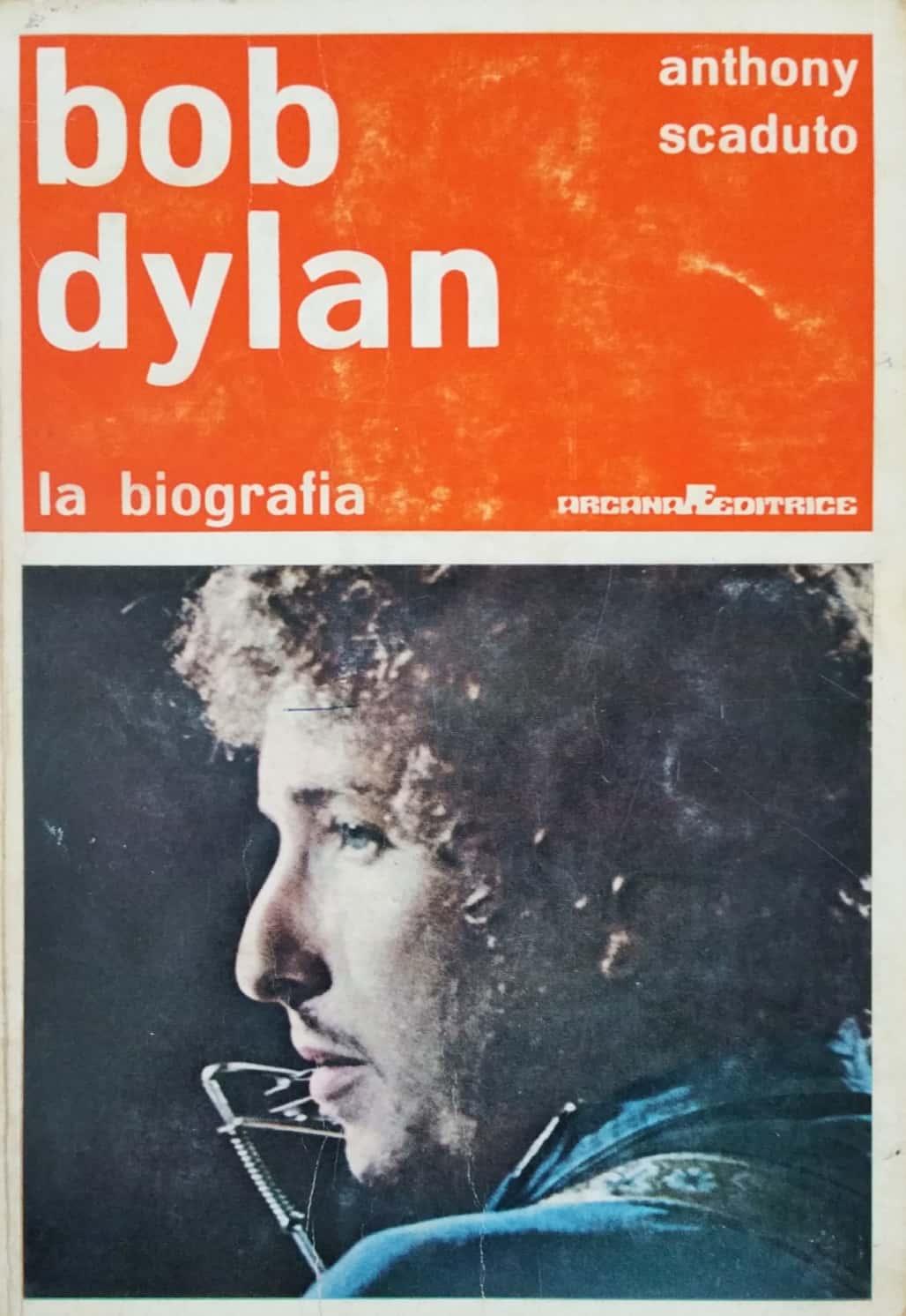 …su eBay la prima biografia di Bob Dylan pubblicata in Italia in vendita a 16 €