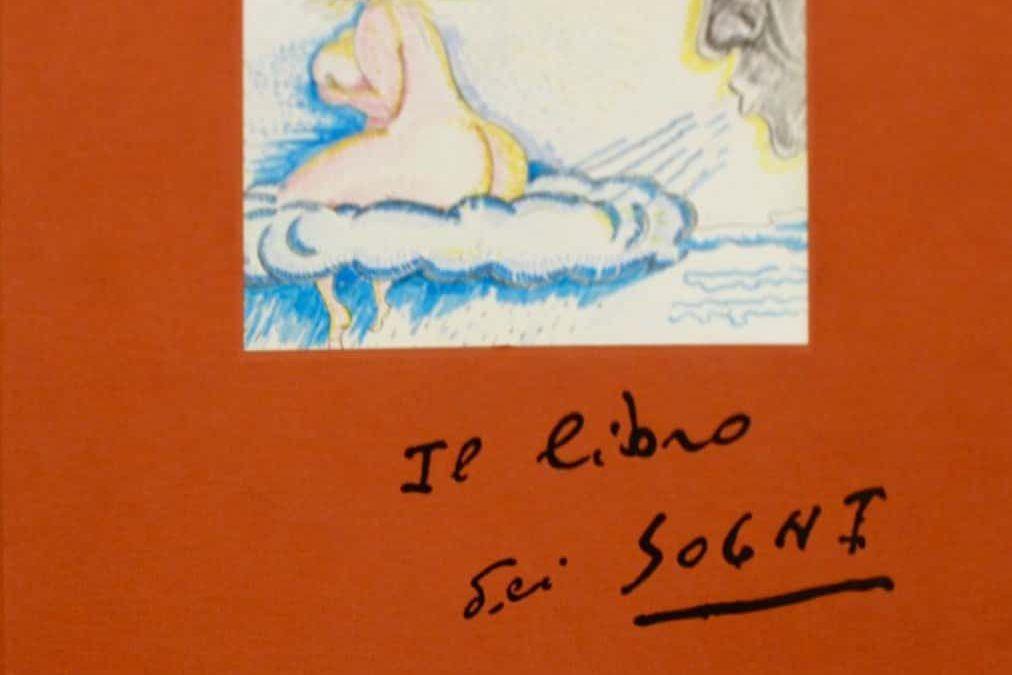 """""""Il libro dei sogni"""" di Federico Fellini (Rizzoli, 2007): in asta una delle mille copie numerate"""