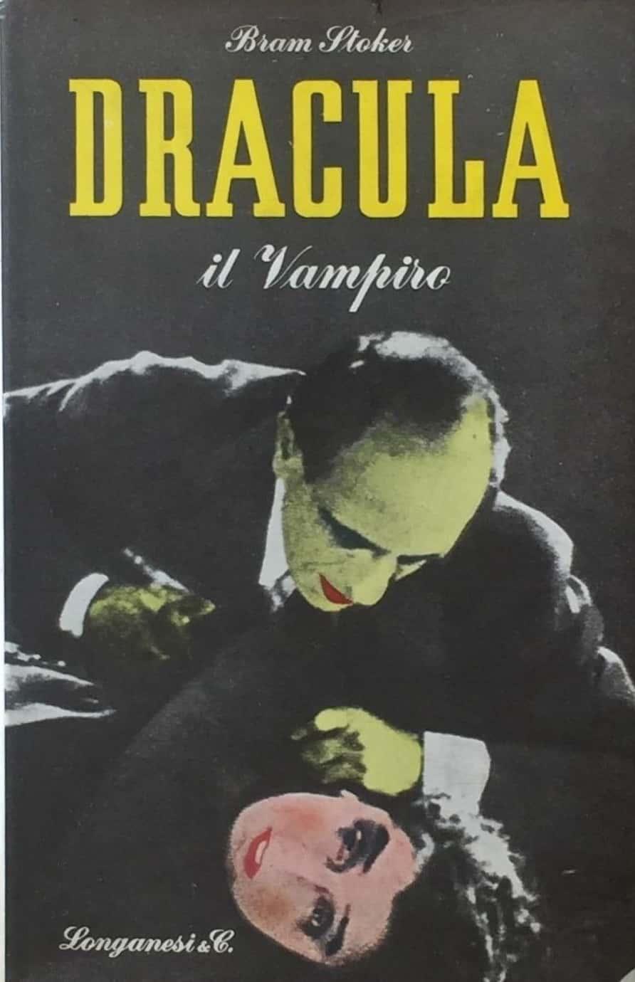 """Questo """"Dracula il vampiro"""" è un libro veramente molto raro!"""