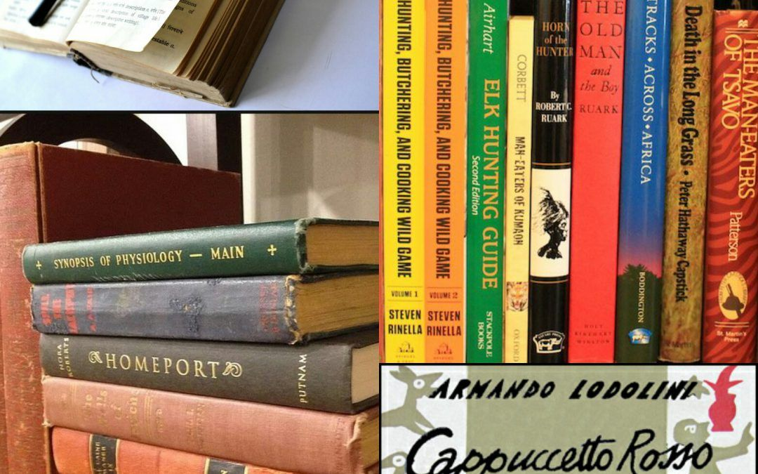 Come si fa a comprare libri nelle botteghe dell'usato?