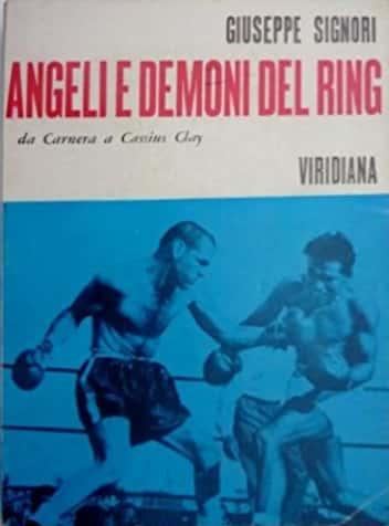 """…su eBay c'è """"Angeli e demoni del ring: da Carnera a Cassius Clay"""""""