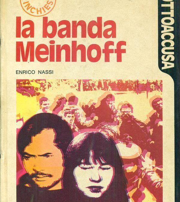 """""""La banda Meinhoff"""" di Enrico Nassi a Porta Portese"""