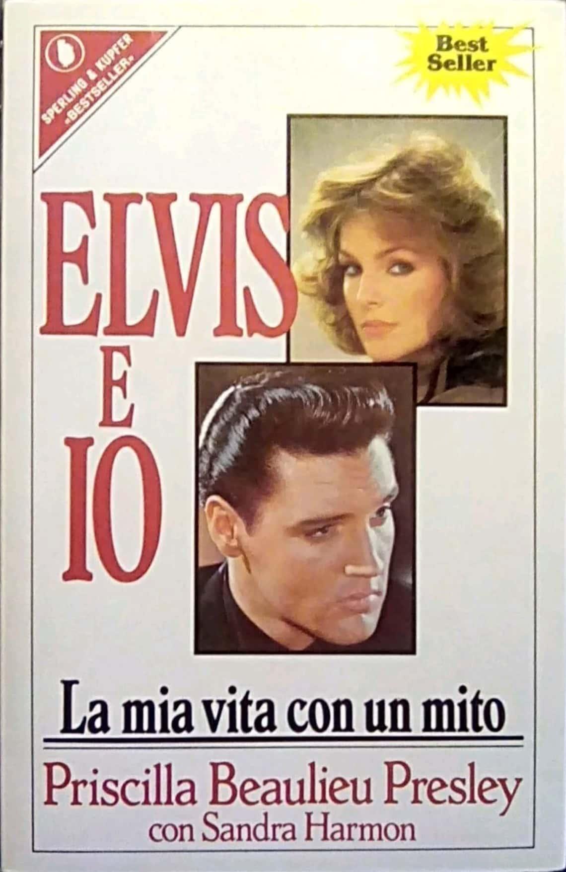 """…su eBay c'è """"Elvis e io"""" di Priscilla Beaulieu Presley"""