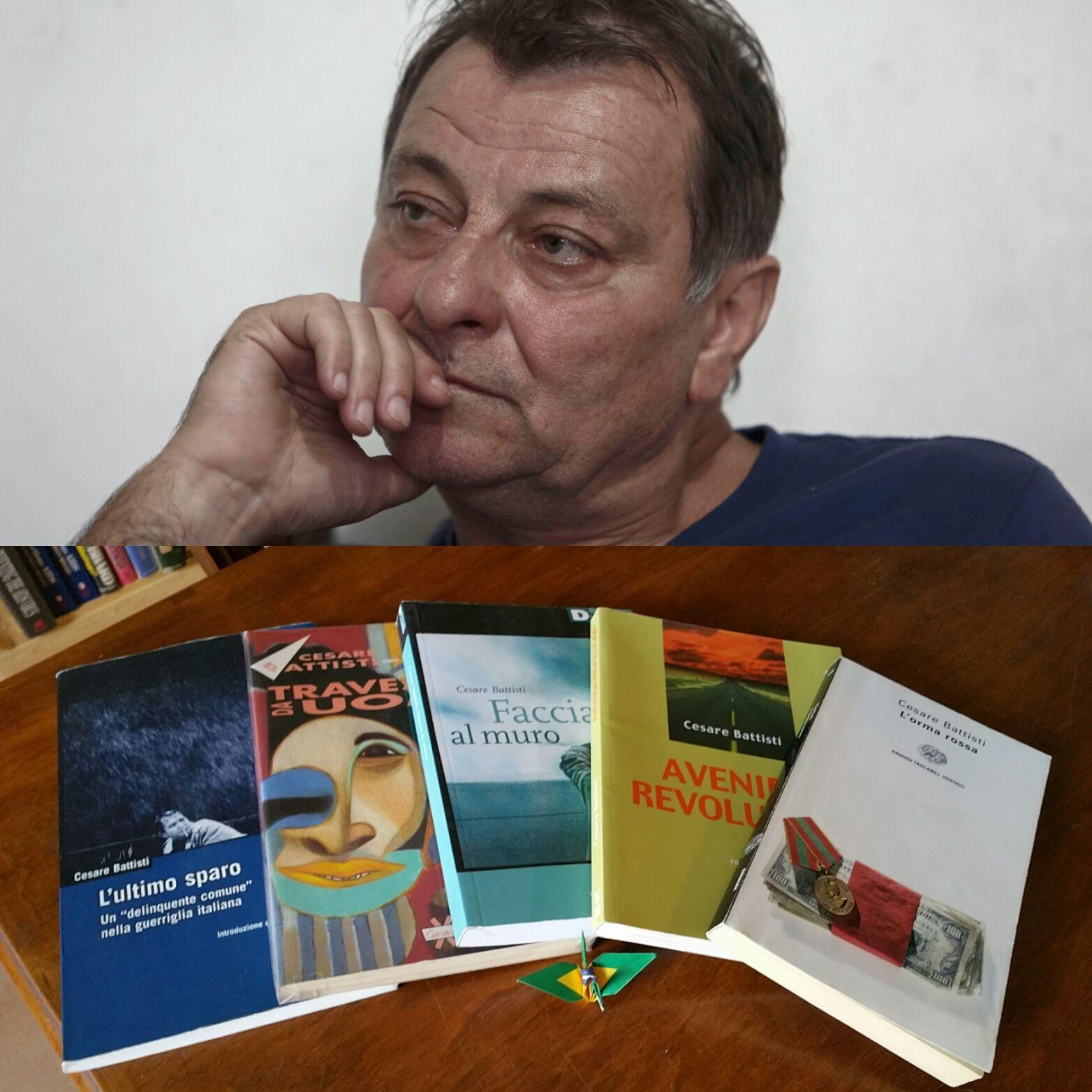 Arrestato Cesare Battisti: ri-facciamo il punto della situazione dei suoi libri!