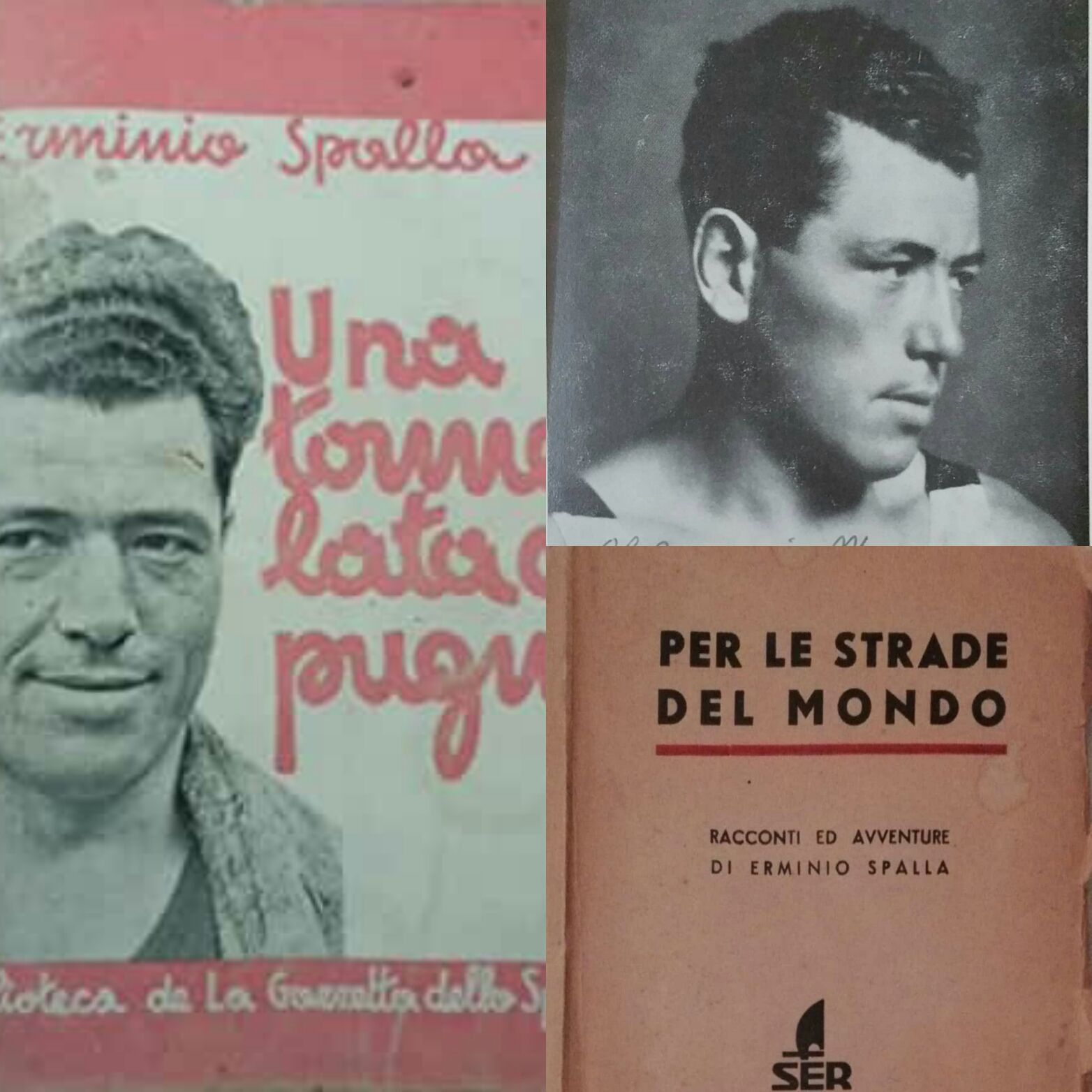 Una collezione speciale sul mondo della Boxe: i 3 libri di Erminio Spalla