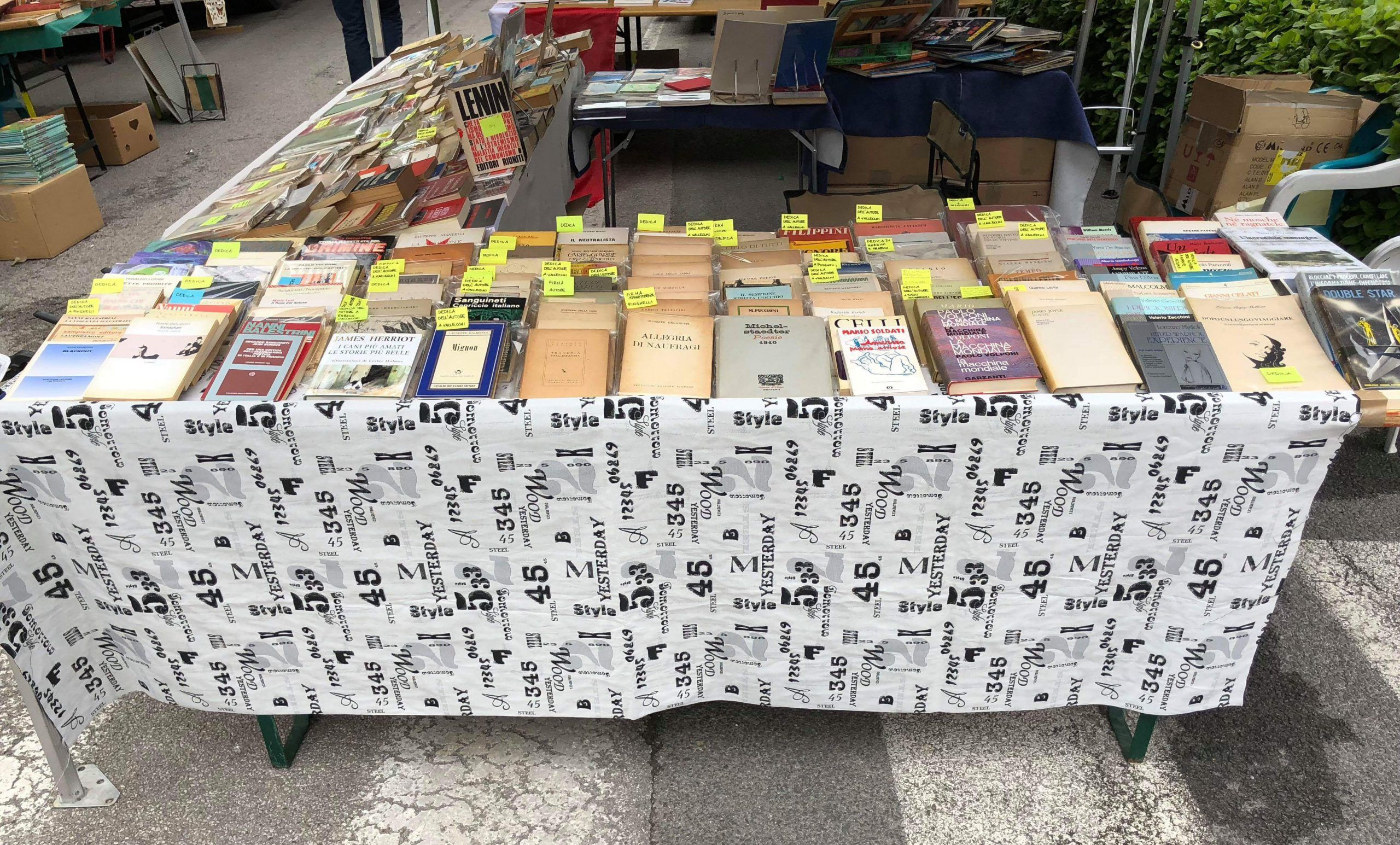 Libri rari in vendita il 12 e 13/5 a Torrita di Siena