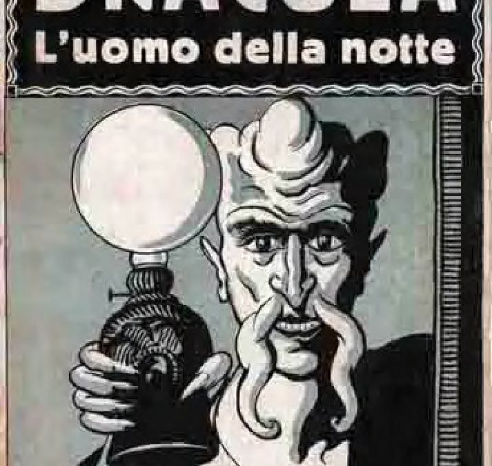 """…su Comprovendolibri c'è """"Dracula l'uomo della notte"""", di Bram Stoker"""