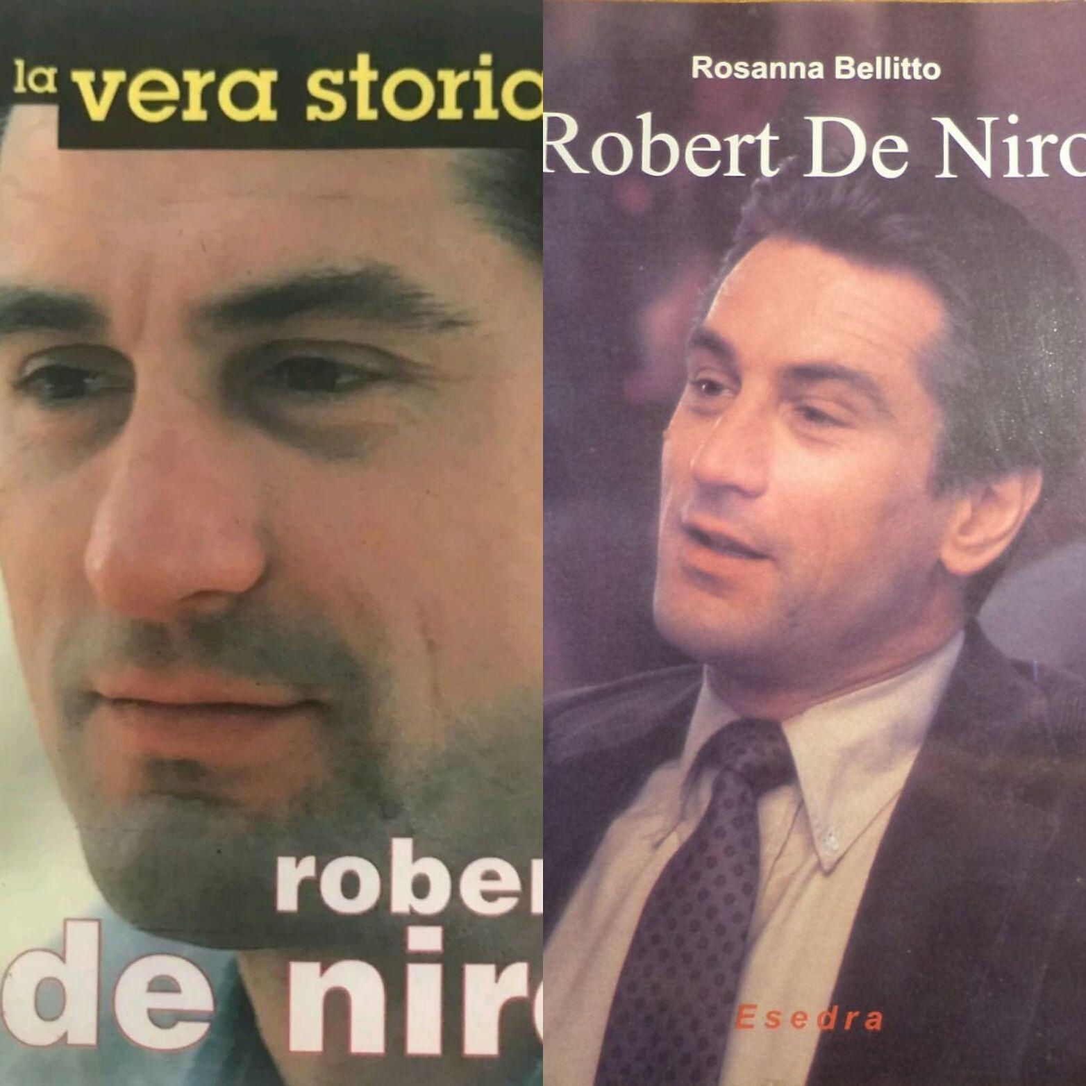…su eBay ci sono le prime  due biografie di Robert De Niro