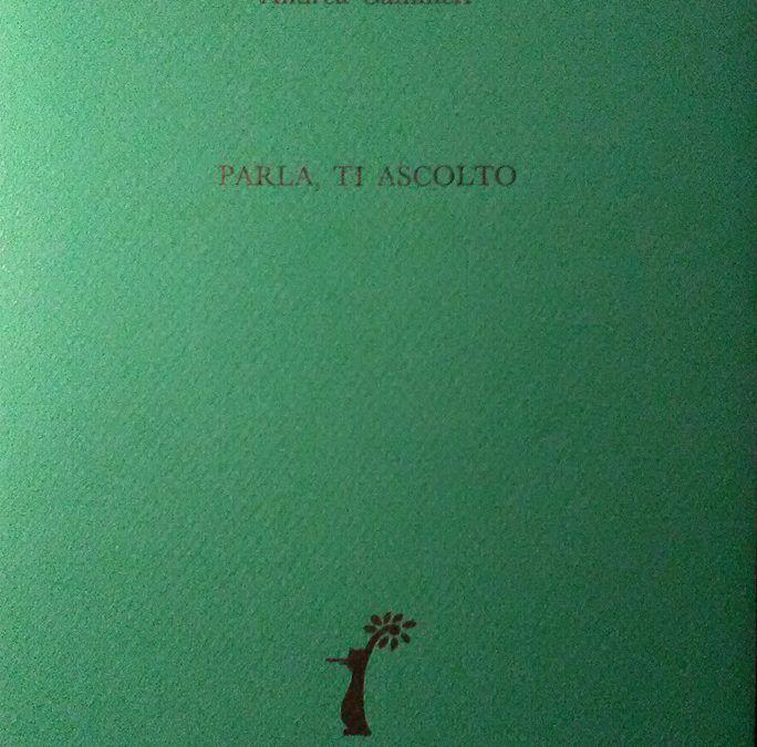 """…su eBay c'è """"Parla, ti ascolto"""", il libro segreto di Andrea Camilleri"""