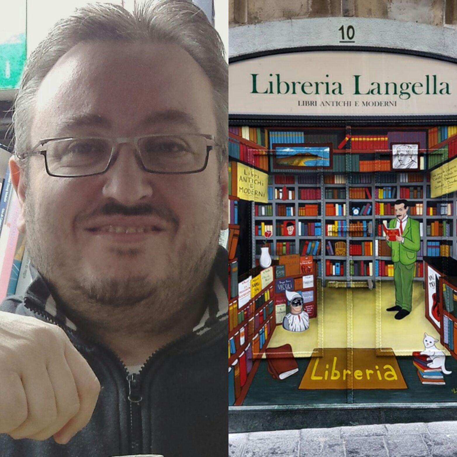 """Libreria Langella di Napoli: tra rarità bibliofile e """"Stupidari librari"""""""