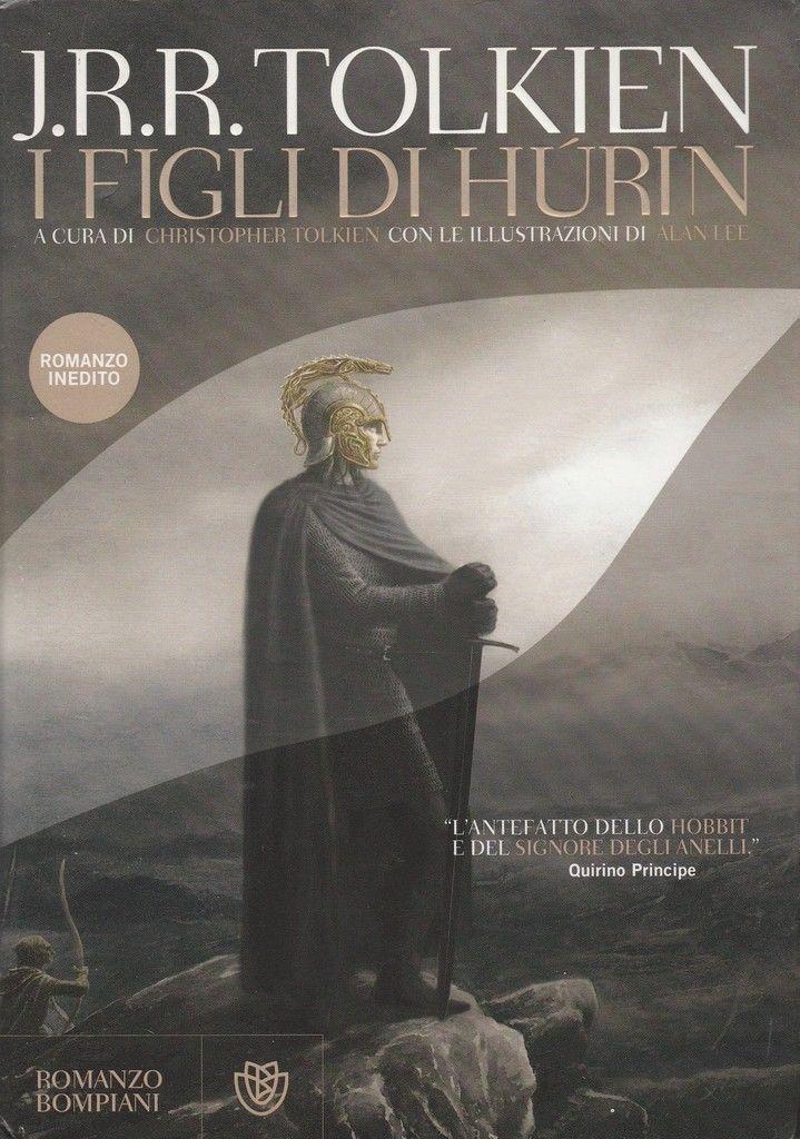 """""""I figli di Hurin"""" di J. R. R. Tolkien in prima edizione su eBay a 30 €"""