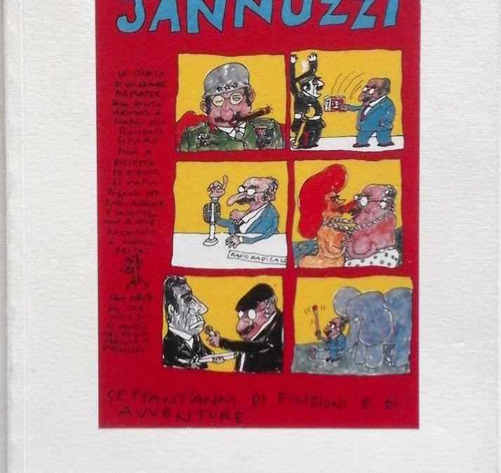 """""""Jannuzzi – Settant'anni di finzioni e di avventure"""" al mercatino"""