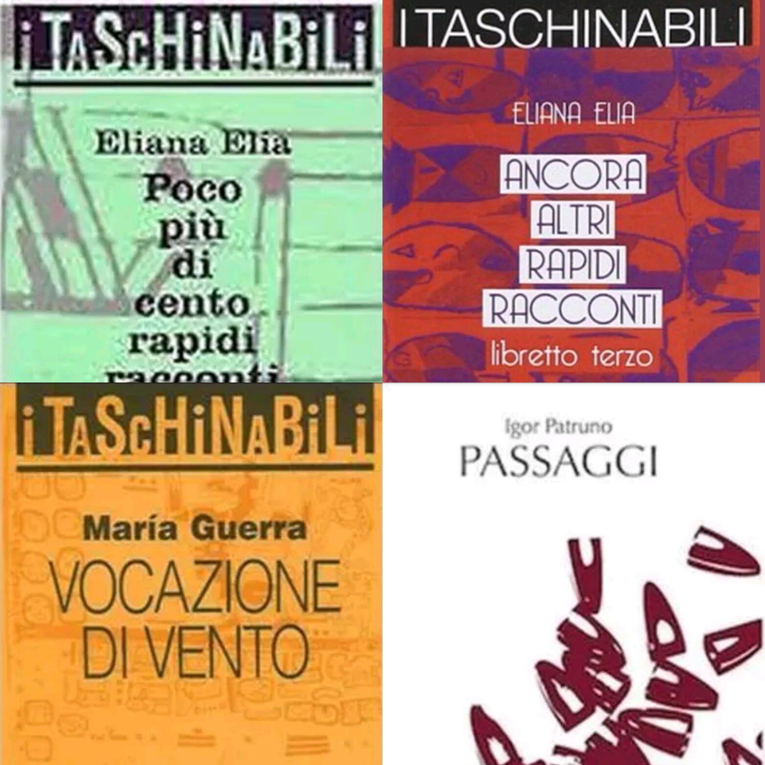 """A caccia di """"Taschinabili"""" Fahrenheit 451 al mercatino"""