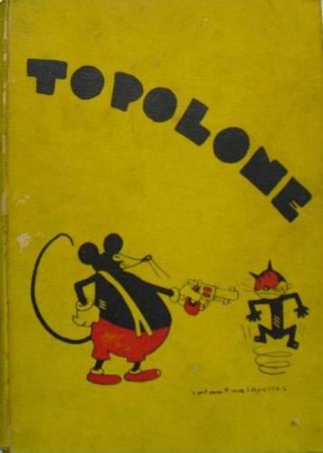 """…su eBay c'è """"Topolone"""" di Roberto Minervini (plagio vintage?)"""