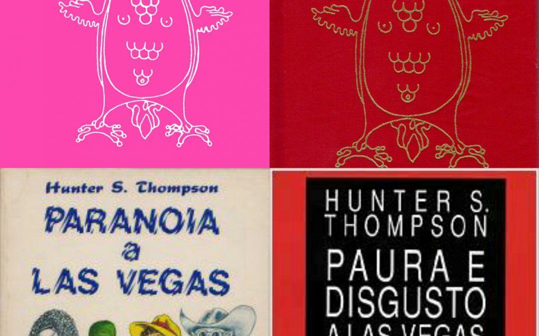 """""""Paranoia a Las Vegas"""" di Hunter Thompson: un mito!"""