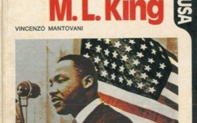 """""""Bersaglio Martin Luther King"""" di Vincenzo Mantovani in bancarella"""