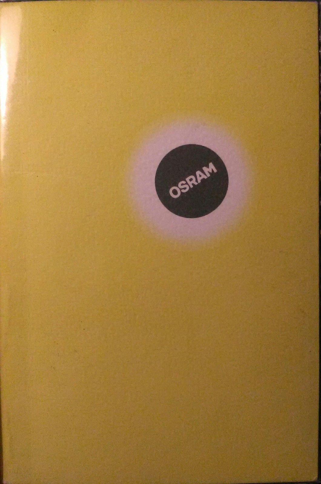"""…su eBay c'è """"Occhio alla luce"""" di Bruno Munari (stampato dalla OSRAM)"""