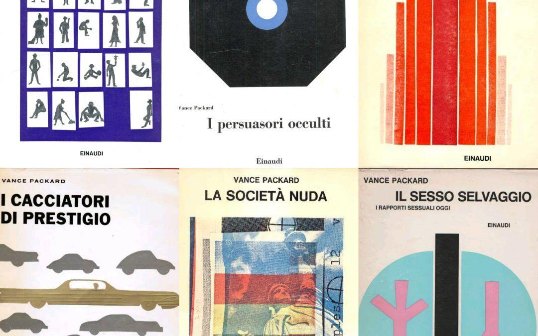 …su eBay ci sono sei opere di Vance Packard in un colpo solo!