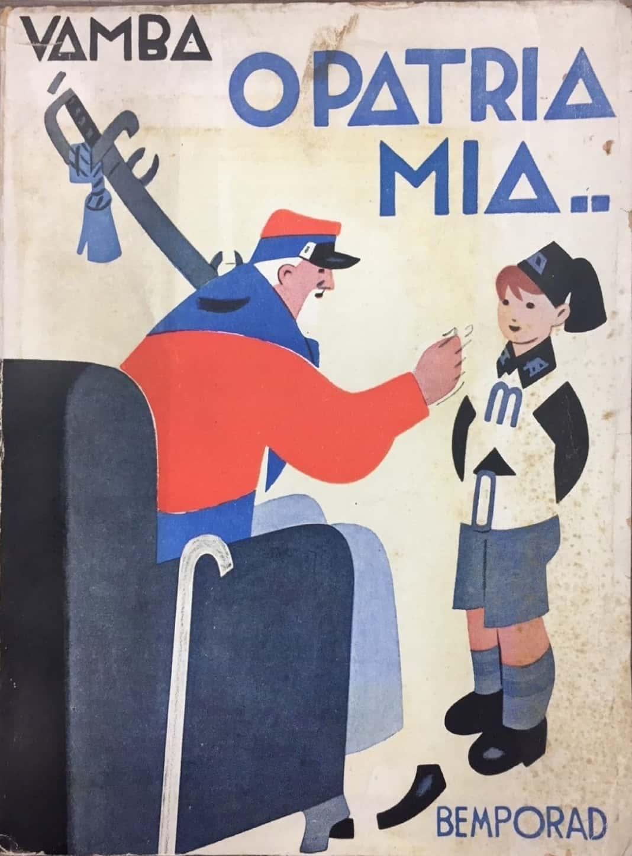 """""""O Patria mia…"""" di Vamba (Luigi Bertelli) in libreria"""