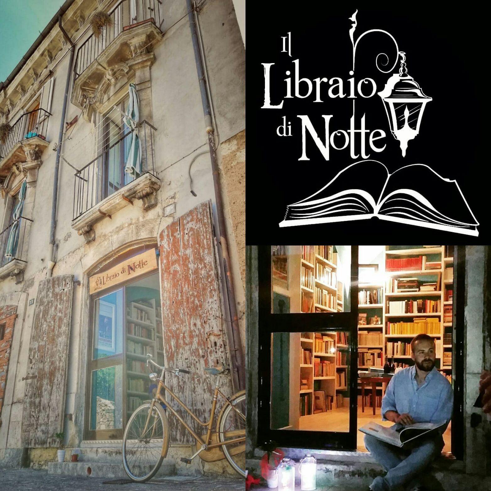 """""""Il Libraio di notte"""" di Popoli, con Paolo Fiorucci tra montagne e libri rari nell'Abruzzo magico"""