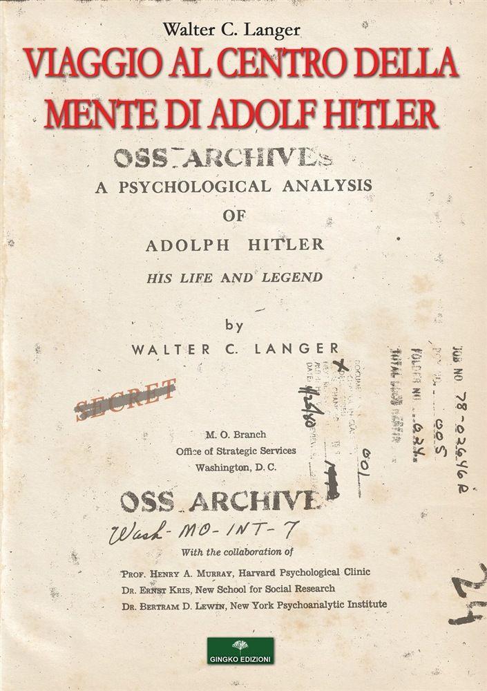 """Correte in edicola: c'è il nuovo """"Viaggio al centro della mente di Adolf Hitler"""""""