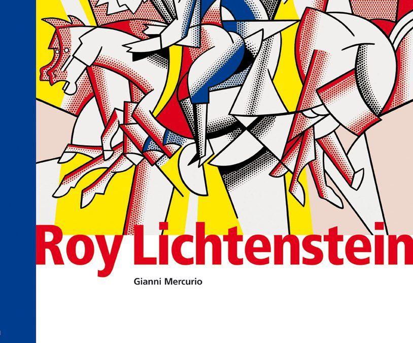 """Roy Lichtenstein"" e la sua stravagante pop art in bancarella!"
