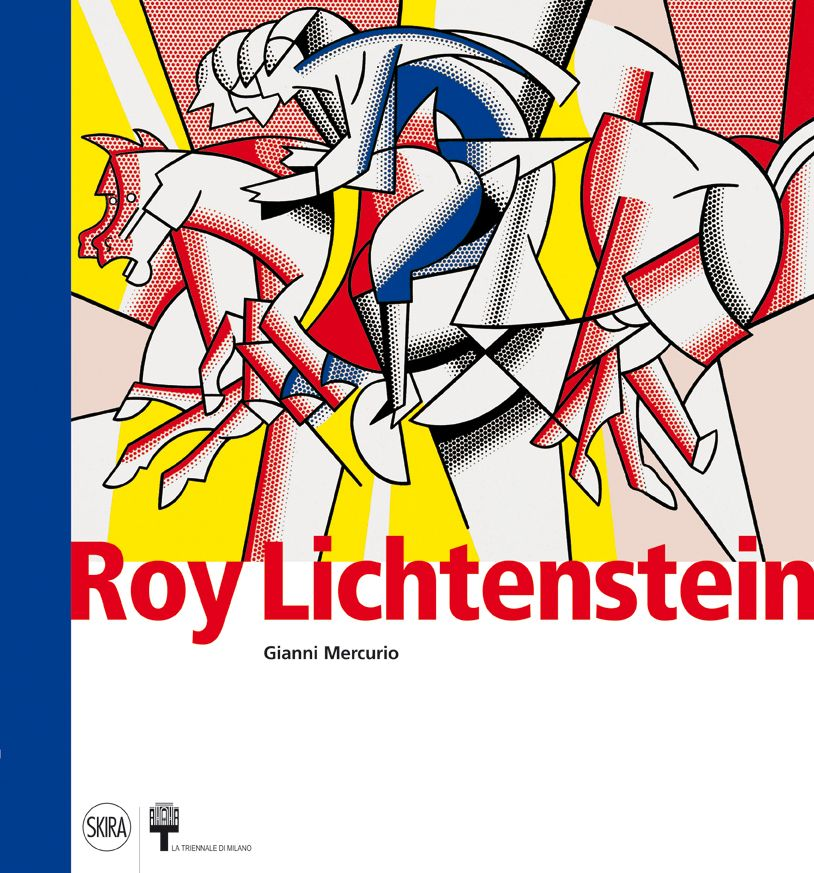 """Roy Lichtenstein"" e la sua stravagante pop art in bancarella!"