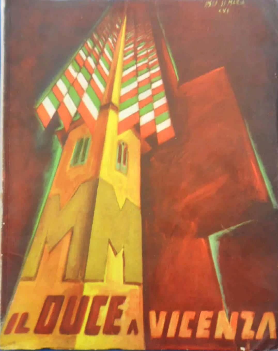 """…su Amazon c'è """"Il Duce a Vicenza il 25 Settembre 1938"""""""
