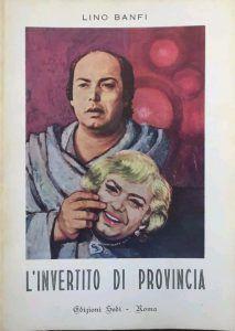 """Un anno fa compariva una copia di """"L'invertito di Provincia"""" di Lino Banfi"""