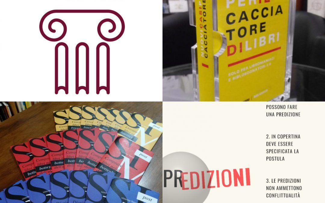 Il cacciatore di libri presente al Salone di Milano 2019: tutte le novità!