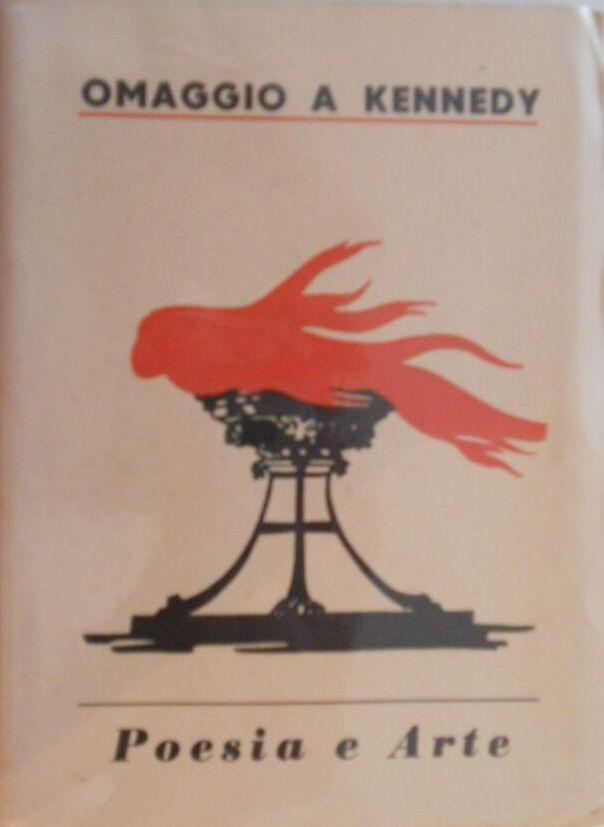 …su eBay c'è un interessante libro in memoria di J. F. Kennedy